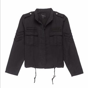 Rails Nixon Jacket Black
